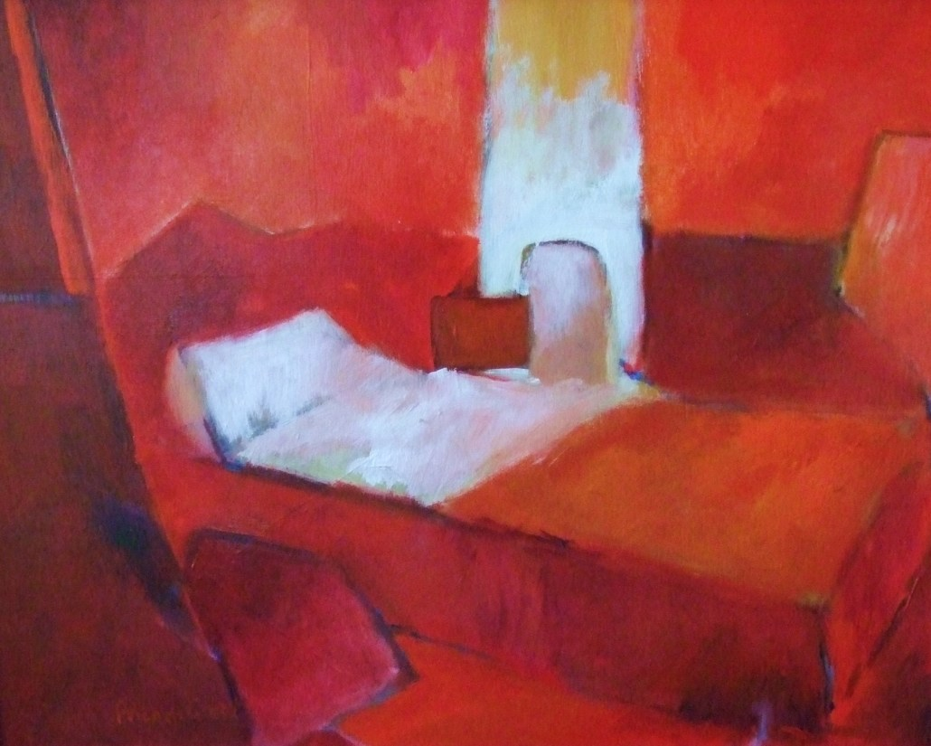 de rode kamer, Seurre Arien de groot