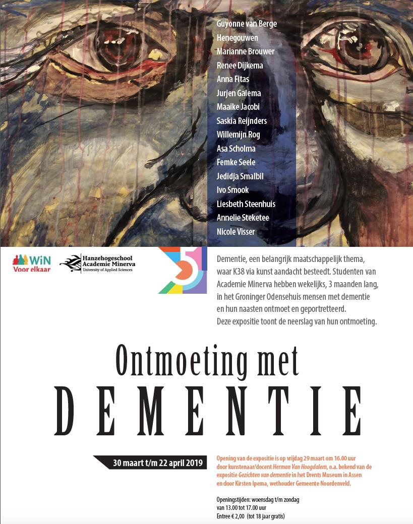 Ontmoeting Met Dementie Kunstencentrum K38